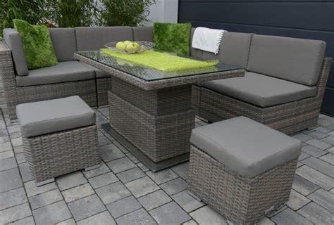 Garten Lounge by Gartenm 246 Bel Rattan Polyrattan Garten Lounge Sitzgruppe 226