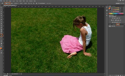 how to replace a color in photoshop tutorial how to replace a colour in photoshop 187 saxoprint
