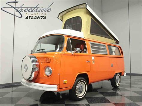 Volkswagen Va by 1975 Volkswagen Westfalia Cer For Sale