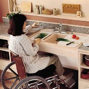 Accessible Kitchen Sink Top 5 Things To Consider When Designing An Accessible Kitchen For Wheelchair Users Assistive