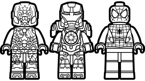 lego iron man coloring pages lego iron man coloring pages