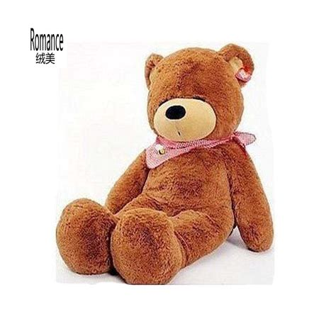 200cm big size teddy bear plush toys stuffed plush toys