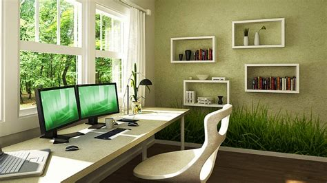 Home Office Colors Ideas Wall Painting Ideas For Office