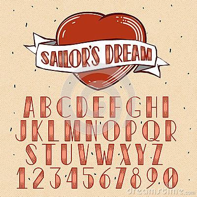 old school tattoo font dafont 90 best images about numbers stencils letters on