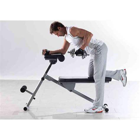ejercicios en banco de musculacion banco de musculaci 243 n vario fitnessxperts