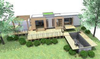 Storage Container Houses Ideas Shipping Container Homes 40ft Shipping Container Home Eco Pig Designs Sch 1 Uk
