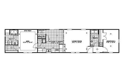 norris homes floor plans norris manufactured homes floor