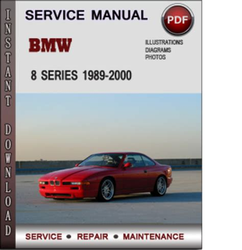 service manual 1997 bmw 8 series service manual free service manual active cabin noise