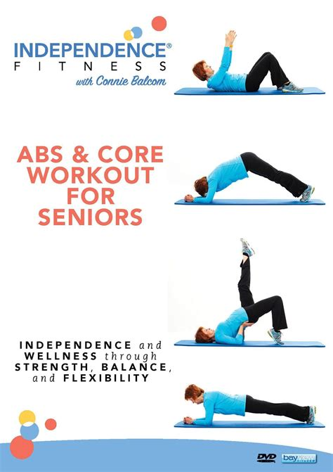 independence fitness abs workout for seniors
