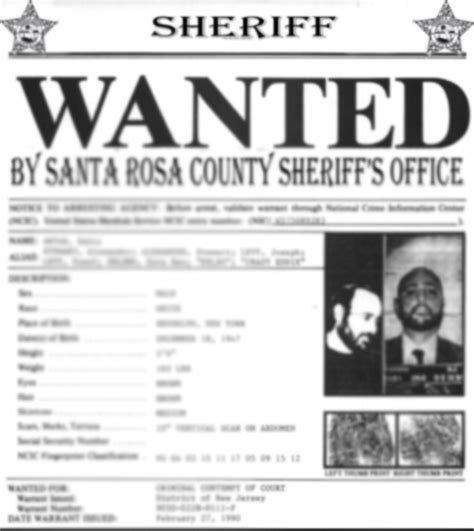 Santa Rosa County Warrant Search Contact Warrants Santa Rosa County Sheriff S Office