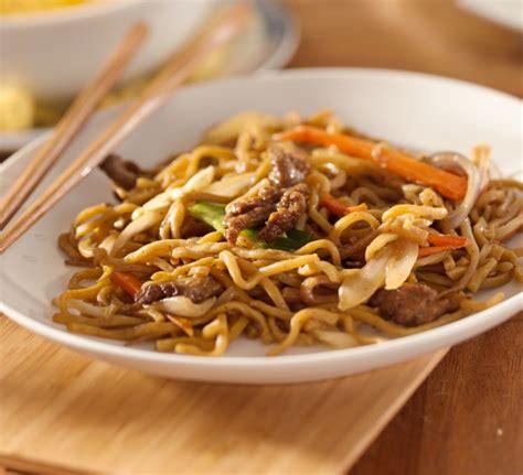 come cucinare spaghetti di riso cinesi spaghetti saltati con manzo e verdure alla cinese trashic
