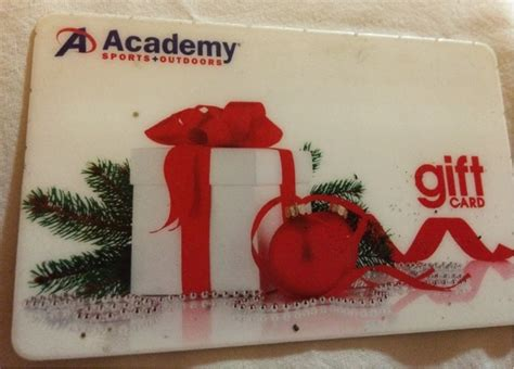 Academy E Gift Card - free academy sports outdoors gift card gift cards listia com auctions for free