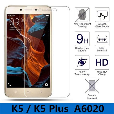 Tempered Glass Lenovo A6020 tempered glass for lenovo k5 a6020 a6020a40 screen