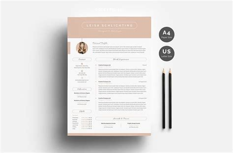 One Page Resume by One Page Resume Templates 15 Exles To And Use Now