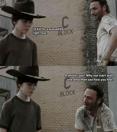 Walking Dead Rick Meme - walking dead dad jokes 24 pics weknowmemes