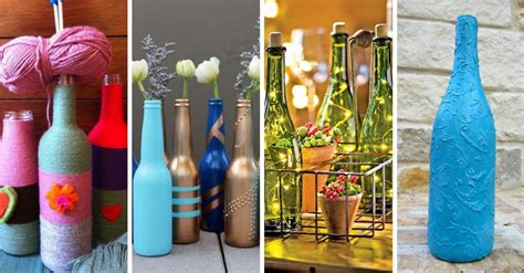 imagenes de navidad para decorar botellas decorado de botellas botella de vidrio decorada con