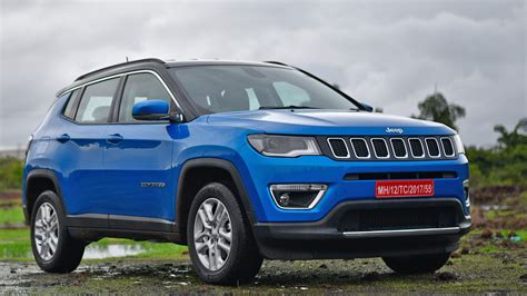 jeep compass price jeep compass 2018 price mileage reviews specification