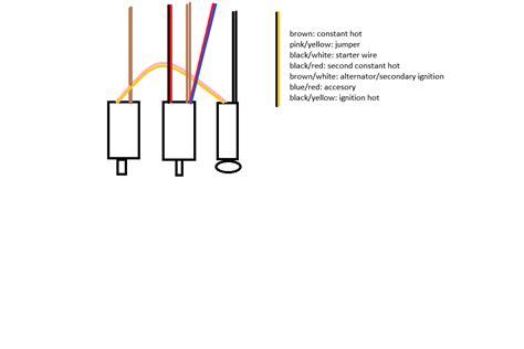 toyota push button start wiring diagram efcaviation