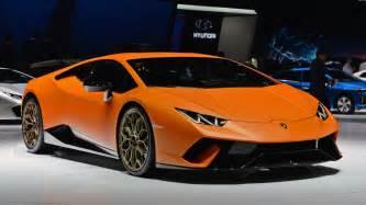 Lamborghini Huracan Lamborghini Huracan Performante Geneva 2017 Photo Gallery