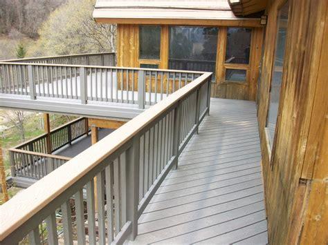 composite deck lumber decking materials trex decking materials composite