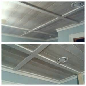 Ceiling Panel Options 25 Best Basement Ceilings Ideas On Finish