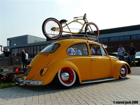 Bike Rack For Vw Beetle by Thesamba Beetle 1958 1967 View Topic Beetle