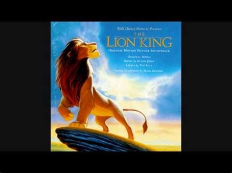 theme song lion king the lion king under the stars hans zimmer movie