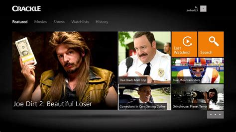 review crackle app xbox  youtube