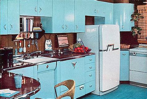 50s kitchen 50s kitchen inspiration tickle me vintage