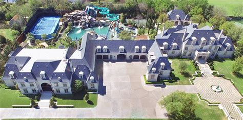 10711 Strait Lane Dallas A Gigantic French Mansion Listed