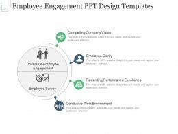 Employee Engagement Slide Team Employee Engagement Ppt Templates