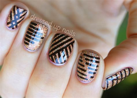 pattern nails 15 cute striped nail designs to try now