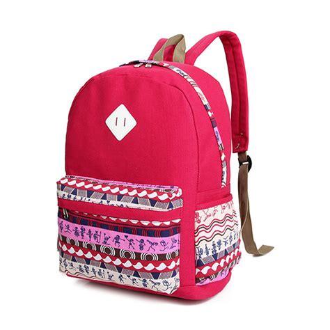 the shoulder backpacks backpacks canvas shoulder bag 2016 school