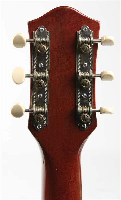 gretch corvette gretsch corvette 1962 cherry guitar for sale thunder road