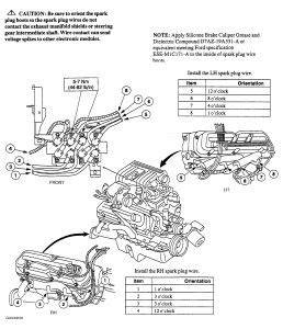 1998 ford f150 4 6 spark wire diagram autos post