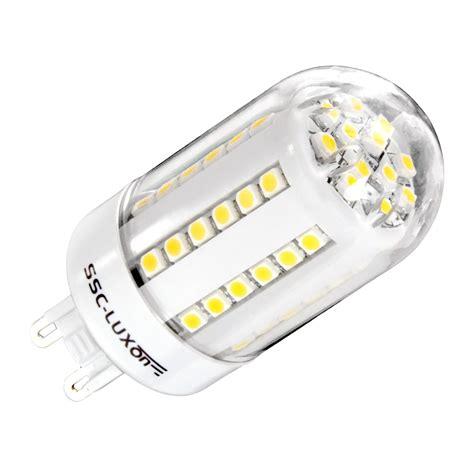 Sockel G9 Led Leuchtmittel by Led Strahler Mit 60 Smd Leds 3 5w 230v G9 Sockel Warm Weiss 180 176 Abstrahlwinkel