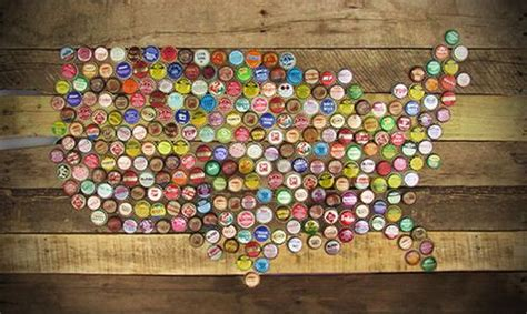 Tree Mural For Wall 35 fun ways of reusing bottle caps in creative projects