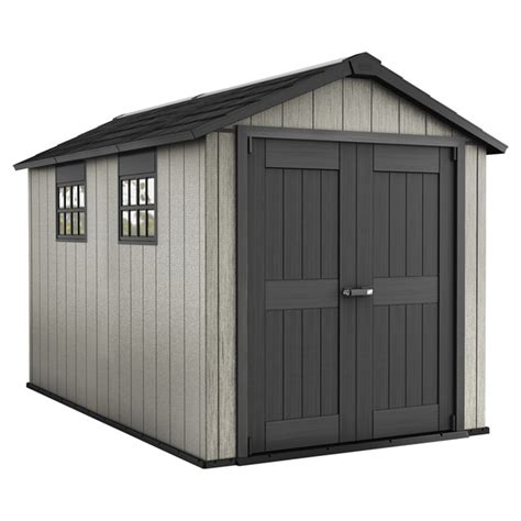 Rona Canada Sheds by Oakland Resin Garden Shed Grey Rona