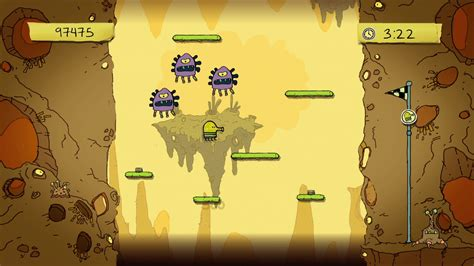 doodle jump kinect canadian gamers 187 doodle jump kinect review