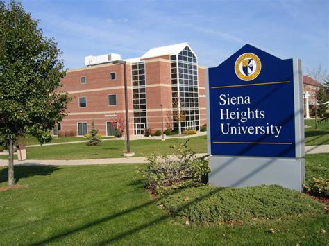 Siena Heights Mba Program by 50 Most Affordable Small Midwest Colleges For An