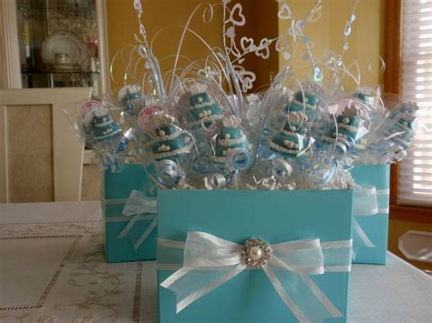 Handmade Centerpieces - shower centerpieces baby simple baby shower centerpieces