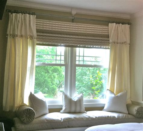 Valances For Wide Windows Window Treatments For Wide Windows Homesfeed