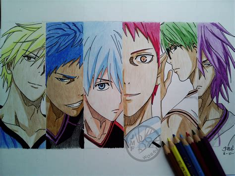No No Miracle kurokos basketball wallpaper generation of miracles www