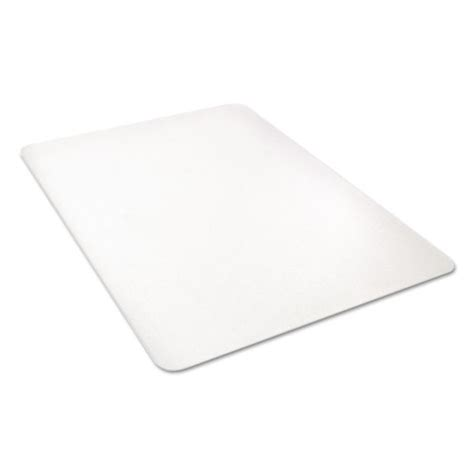 Polycarbonate Floor Mat by Defcm21142pc Deflecto 174 Clear Polycarbonate All Day Use