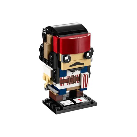 Lego 41593 Brickheadz Sparrow lego 41593 brickheadz captain sparrow at hobby warehouse