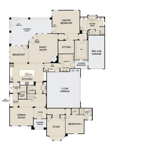 ashton woods homes floor plans fairmont new home plan for canterbury hills community in