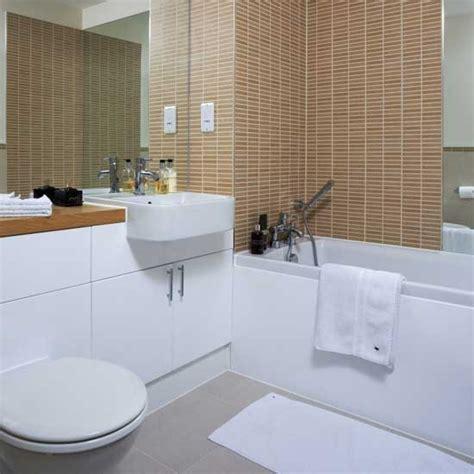 Neutral Bathroom by Neutral Bathroom Housetohome Co Uk