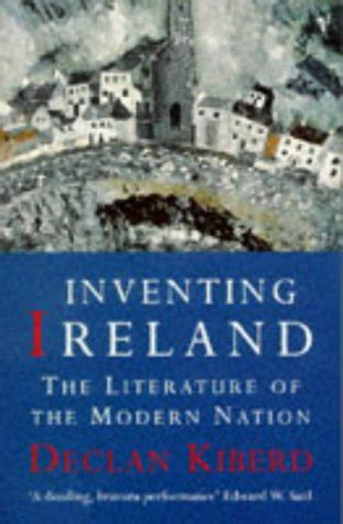 after ireland writing the nation from beckett to the present books inventing ireland literature of the modern nation