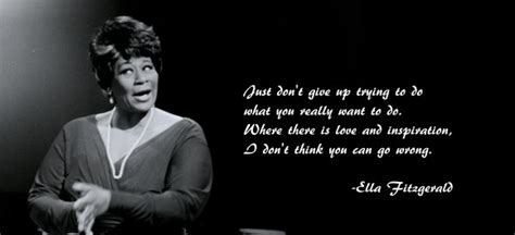 ella fitzgerald quotes quotes about ella fitzgerald quotationof