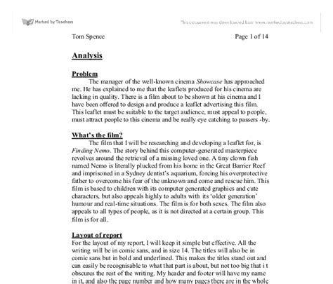 layout of a report english persuasive essay botbuzz co